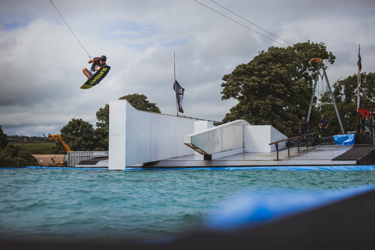 Wakeboarding Photography